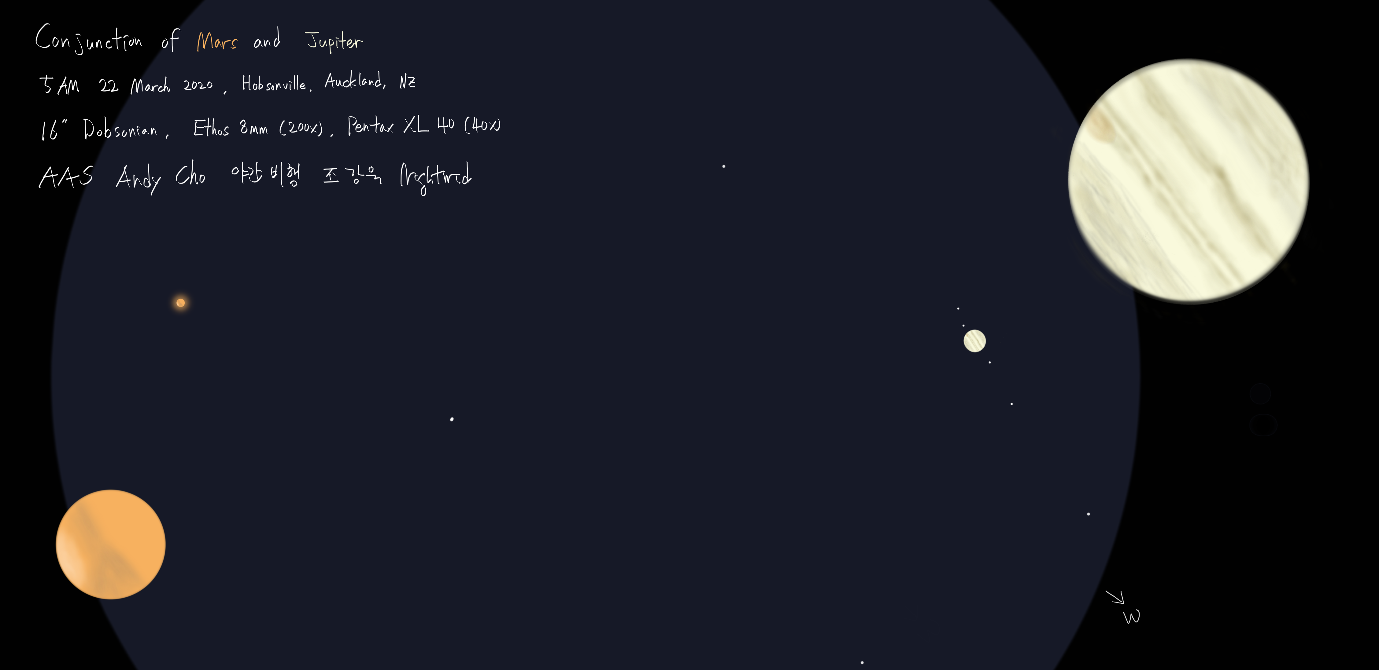 Conjunction of Mars and Jupiter_l 22 March 2020.png